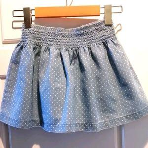 3/$30 - Carter's Skirt - size 4-5